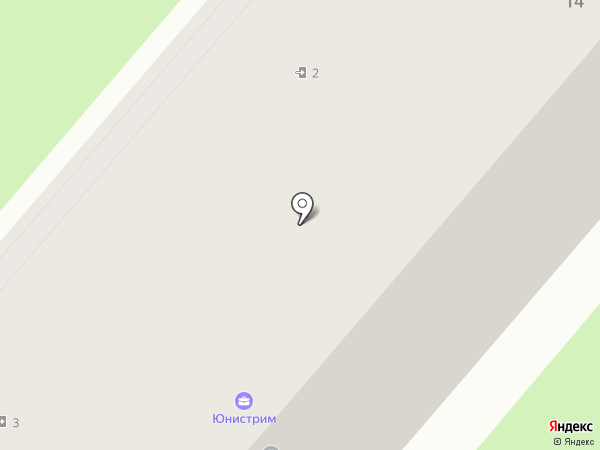 Почтовое отделение №684 на карте