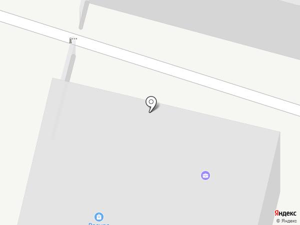 Метопром на карте