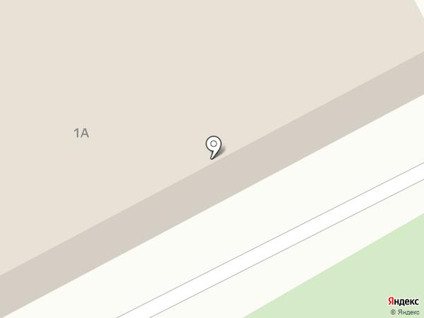 Пожарная часть №5 Кировского района на карте