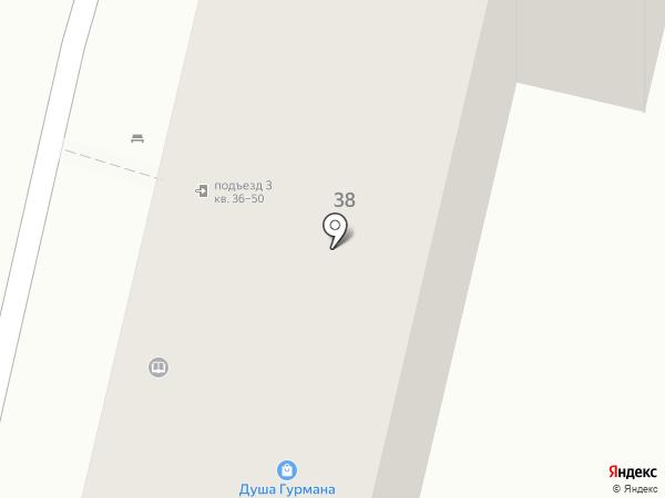 Вариант на карте