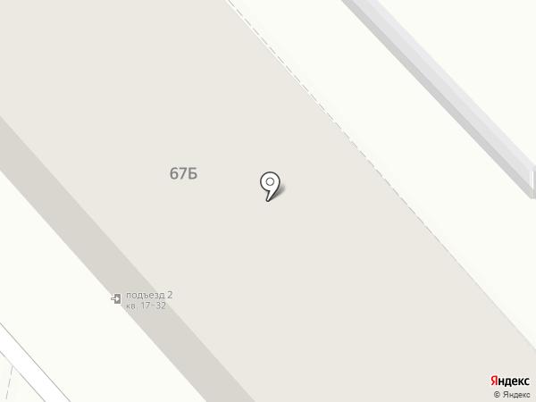 Областной городской справочный центр на карте