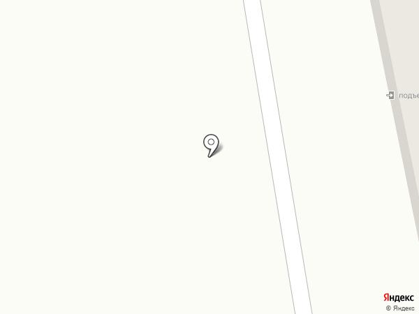 Брон на карте