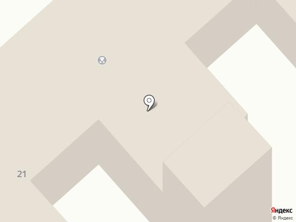 Пожарная часть №20 Ворошиловского района на карте