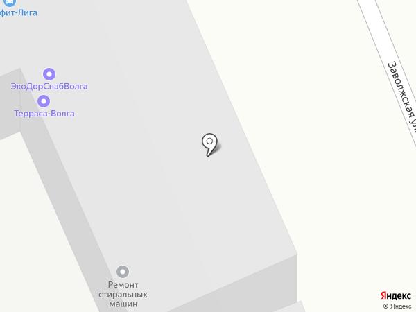 Профит-Лига на карте