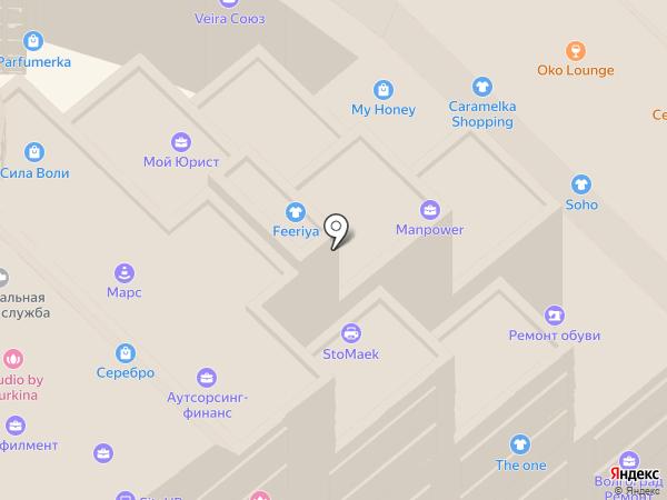 Кредитные системы-Волгоград на карте
