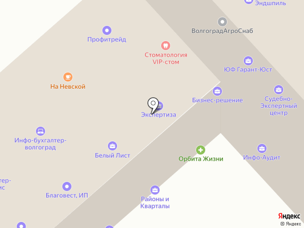 Городские Инженерные Системы на карте