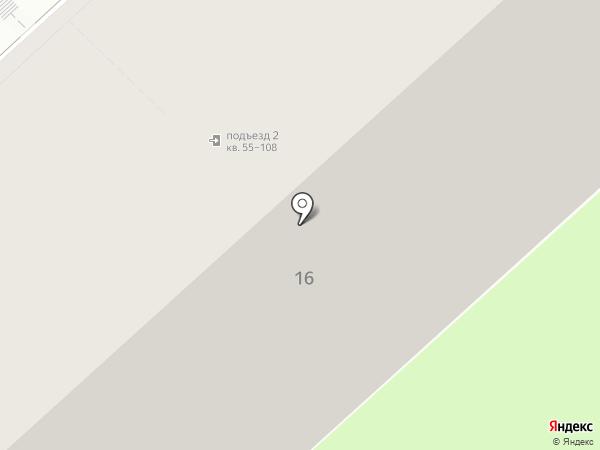 Аварийная служба лифтремонта на карте