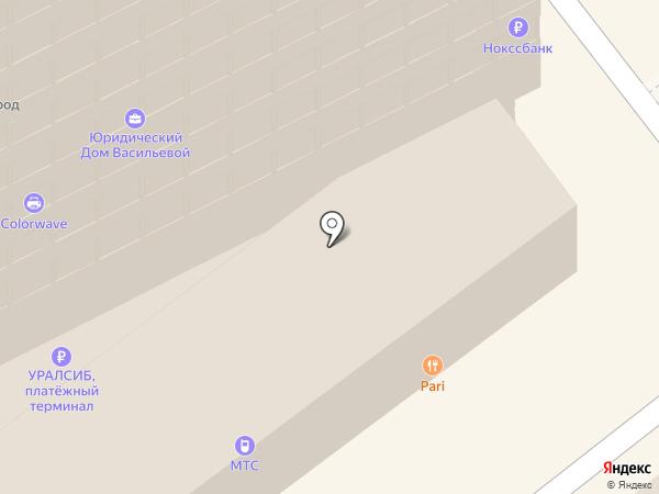 Gidm.ru на карте