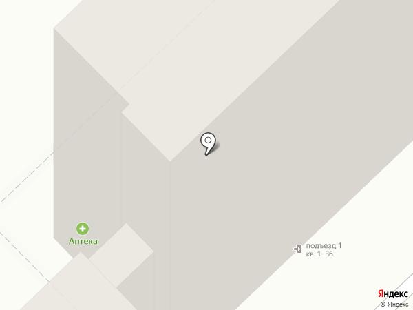 Аптека на Ткачева на карте