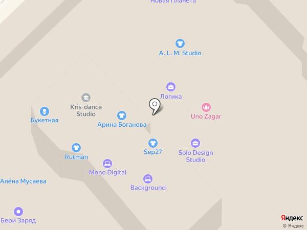 Techfunder Volgograd на карте