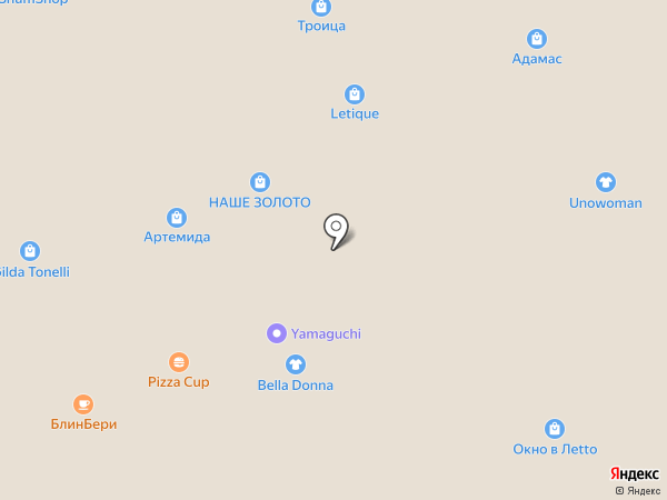 Giudi на карте