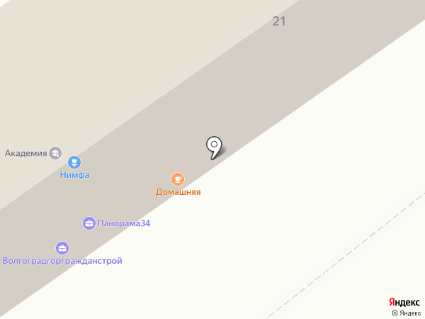 Сити-Рапид на карте