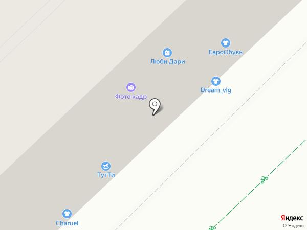 Гелеодор на карте