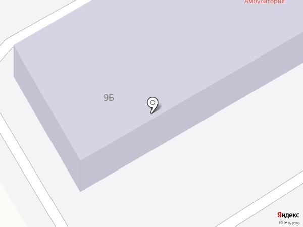 Колокольчик на карте