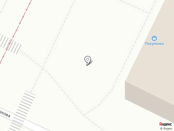 Покупочка на карте