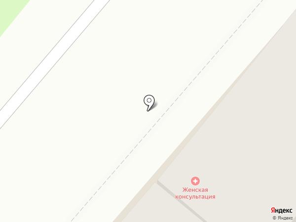 Центр охраны здоровья семьи и репродукции на карте