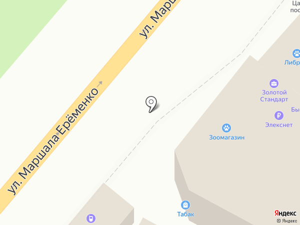 Румяный Колобок на карте