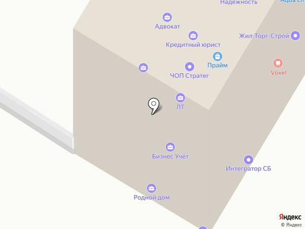 Васильев & Партнеры на карте