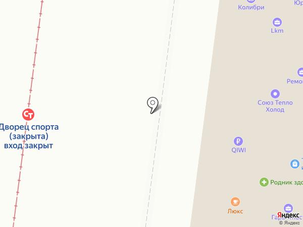 Artwall на карте
