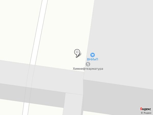 Химнефтеаппаратура на карте