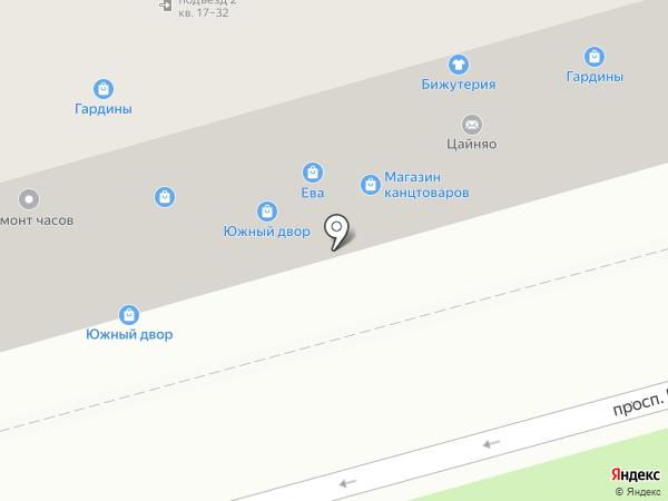 Магазин сумок и бижутерии на карте