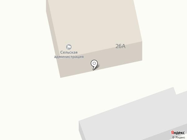 Администрация Большечапурниковского сельского поселения на карте