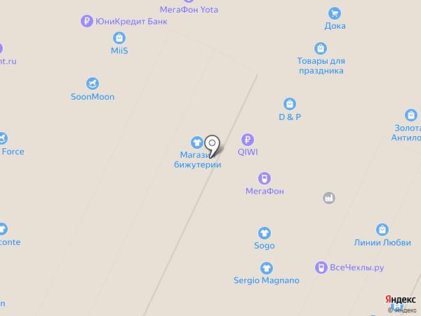 Marina Galanti на карте
