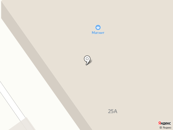 Информационно-диспетчерская служба на карте