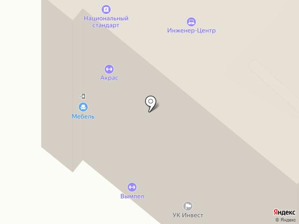 Росмониторинг на карте