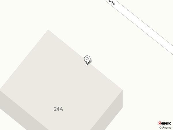 Каутек на карте