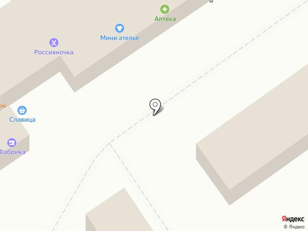 Семёныч на карте