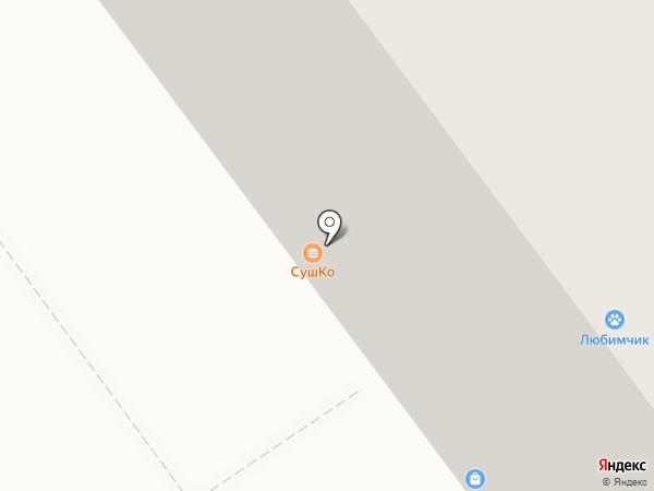 ВладПродукт на карте