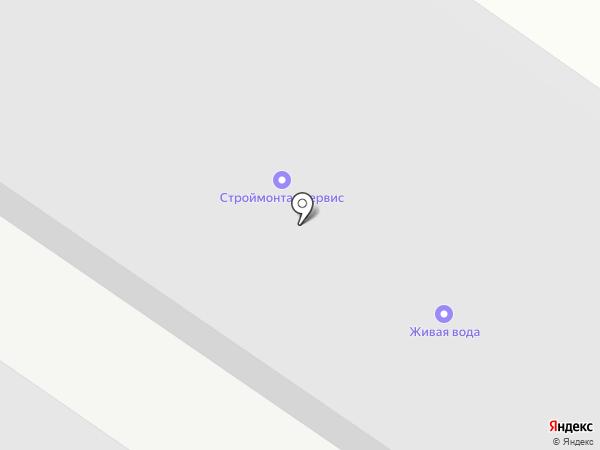 Спецснаб на карте
