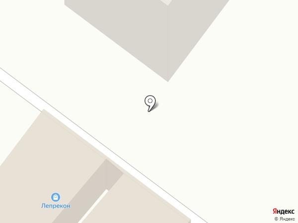 Лепрекон на карте