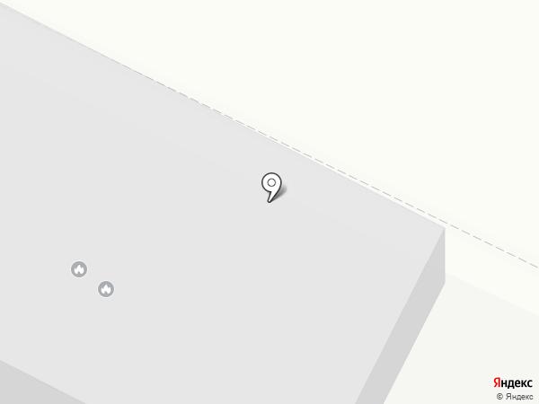 Пожарно-спасательная часть МЧС России №5 на карте