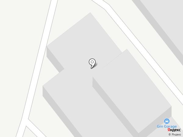 GM GARAGE на карте