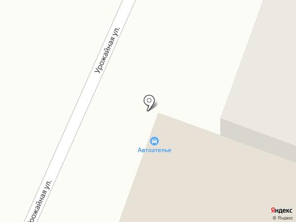 Автоателье по перетяжке салона и руля на карте
