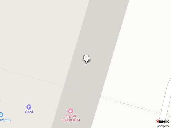Devpnz.ru на карте