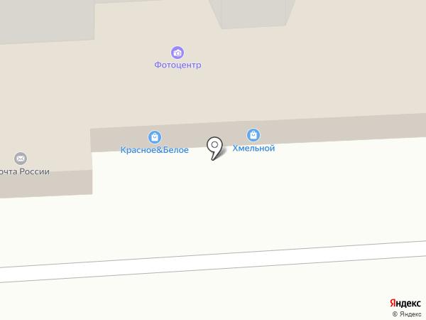 Крупяной Дом на карте