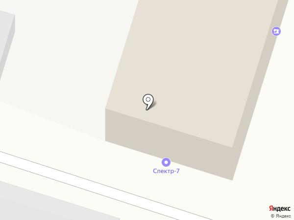 Технарьком на карте