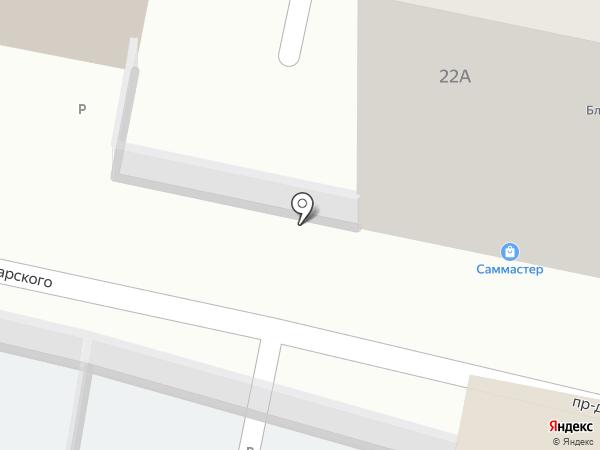 PR-Profi на карте