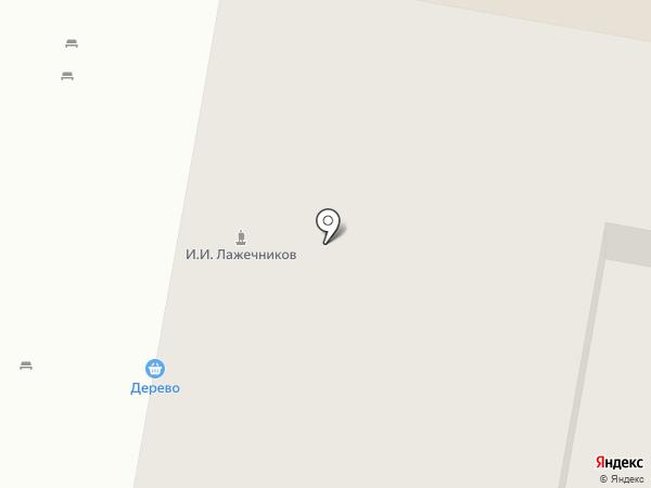 UnderGground на карте