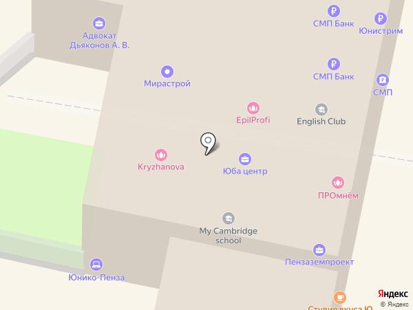Астэко на карте