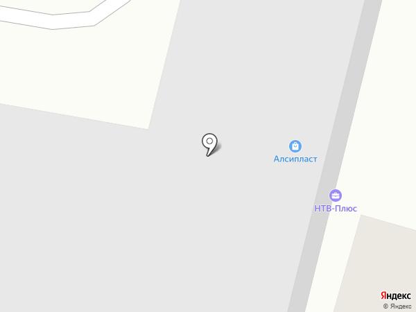 Аварком-Сура на карте