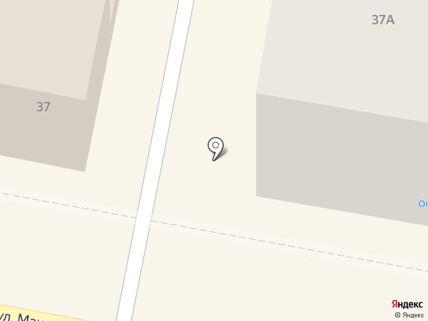 Сеньор Потолок на карте
