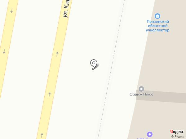 ОСК-ПРАВО на карте