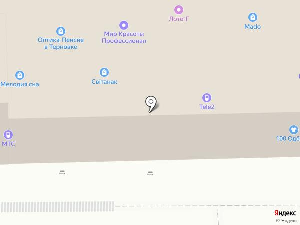 Пензапринт на карте