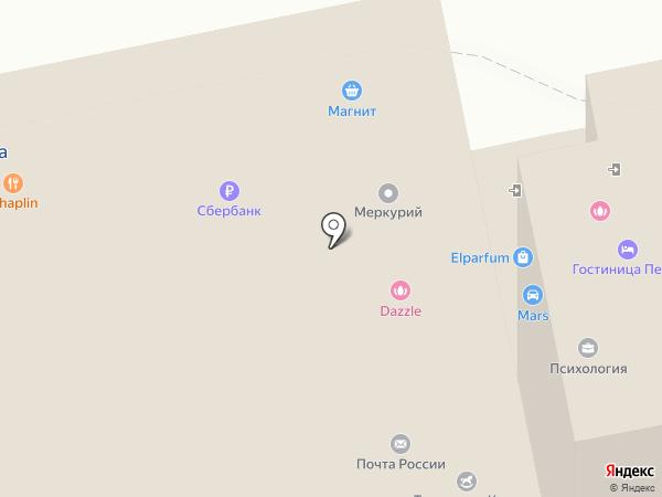 Кабинет детского врача-офтальмолога Бусыгиной О.А. на карте