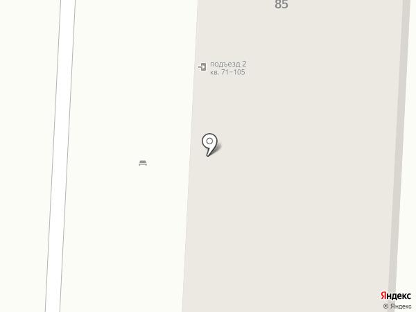 КЛЁН на карте