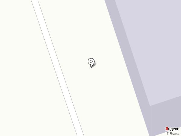 Берсеневская средняя общеобразовательная школа на карте